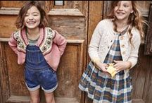 Mini Boden's Back-To-School Contest / The best of Mini Boden, Baby Boden and Johnnie B clothes for kiddos heading back to school!  / by candepop