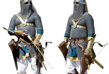 Arab and Persian