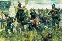 95th Rifles and KGL