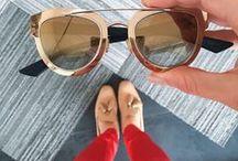 FASHIONABLE SUNGLASSES / Latest trends on fashionable sunglasses for women