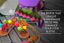 WAYUU HANDBAGS / Unique handmade Boho chic bags, coming from Colombia Made by the Wayuu Tribe