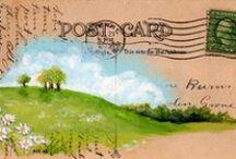 Art-Mail Art Love / by CindyBeLove