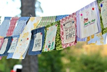 Banners Bunting and Garland...Oh My / by CindyBeLove