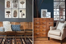 Inspiring Interiors & Decor / All things pretty on the inside. Because that's what counts! / by Kristi