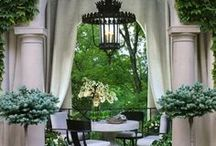 p o r c h e s / p a t i o s / v e r a n d a s / outdoor living spaces