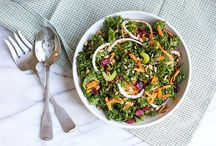 Healthy Recipes / Healthy food is delicious and these recipes prove it!