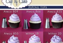 Cupcakes & Frosting
