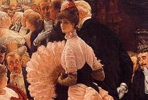 Essay: The Waist in Nineteenth Century Art