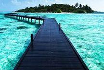 Beautiful Places & Spaces / Travel, adventure, interest / by Velvet Lens