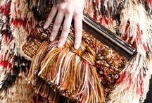 Textile inspiration / Haute Couture, interesting textile manipulations... and amazing outfits I wish I could wear...