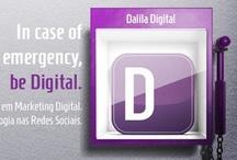 Portfólio / Agência de Mídias Sociais e Mobile. www.daliladigital.com.br