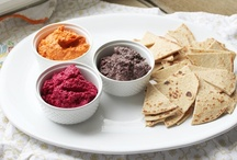 Spreads, Dips, Sauces & Salad Dressings