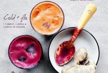 Smoothies, Juices, Nut Milks & Drinks