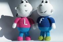 'My kids' Frokkie & Lola