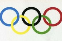 Camp Olympic Day Ideas / Fun Day Friday is a chance to be silly and have Fun!  Olympic Day is a great time to play sports and learn about other countries.