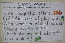 Classroom/Word Work