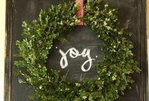 Inspired-Christmas DIY crafts & food / by Velvet Lens