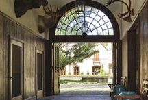 s t a b l e s / Horse and barn stables --- their interiors and exteriors. / by Alison @ ThePolohouse