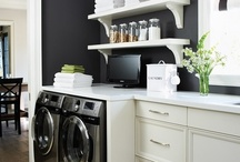 deco inspiration | laundry room