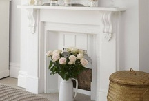 deco inspiration | fireplaces