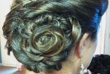 Updos / Reference photos for your convenience.  These are some of the most popular photos shown at consultations.