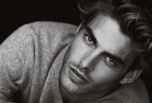 Off the Grid / Gorgeous men, males. fine, models, older.  / by Velvet Lens