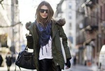 my style inspiration | the parka