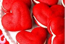 valentine inspiration   food & drink