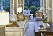 l i v i n g r o o m s / Finding lovely in living room spaces