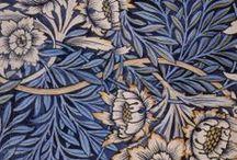 w i l l i a m     m o r r i s  / English textile designer, artist, writer (1834-1896)