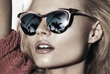 my style inspiration   the sunglasses / http://fashion-framed.blogspot.com