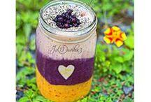 Paleo - Smoothies, Juices, Nut Milks & Drinks