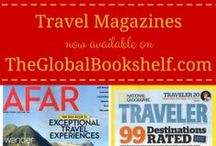 The Global Bookshelf / The Global Bookshelf...Connecting Travelers To A World Of Stories.  Inspiring stories. Travel stories. Adventure stories. Stories that will connect you to the trip you're already planning or the one you're dreaming of.  You'll find them here. http://theglobalbookshelf.com / by Gillian Duffy