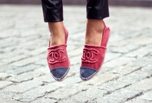 my style inspiration | the espadrilles