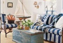 """b e a c h  h o u s e / Having fun decorating the beach house that does not yet exist! (Emphasis on the """"yet"""" !?)"""