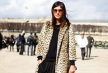 my style inspiration | the leopard coat / http://fashion-framed.blogspot.com