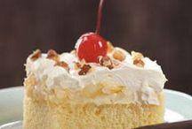 Food/Cakes/Pies