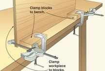 Clamping tips and tricks