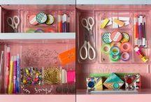 Getting organised / by Sofia De Luca