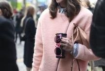 my style inspiration | the pink jacket