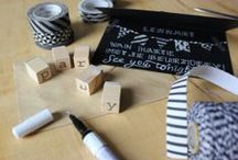 Things I made | DIY / DIY cards, matchboxes