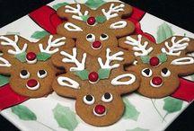 Food/Holiday Treats / by Sheila (Aydelotte) Williamson