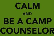 Camp Counselor Wisdom / Camp Counselor Wisdom - being a camp counselor is amazing and hard all at the same time.  It is being funny and silly while keeping kids safe.  There are all sorts of things to know during a summer at camp!