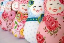 Sewing - Critters & Dolls