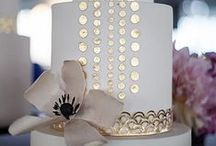 Great Gatsby Style / Art Deco -- 1920's-30's era party theme inspiration