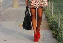 my style inspiration | isabel marant sneakers