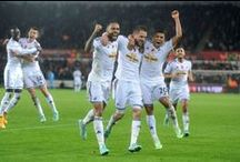 Swansea City FC / The story of Swansea City FC in pictures