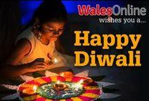 India Week / WalesOnline celebrates Diwali with India Week on October 18 until October 23 / by WalesOnline