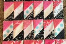 Grand Illusion Mystery / Progress on Bonnie Hunters Grand Illusion Mystery on quiltville.blogspor.com / by Susan Hillock