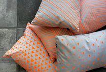 Pillow Talk / textile designs for home